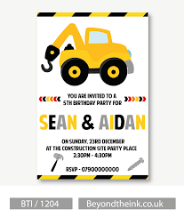 Personalised JCB Tow Truck Invitation | Beyond The Ink Dump Truck Baby Shower Invitation Hitachi Eh5000 Aciii Gold 187 Trucks Pinterest Cstruction And Tiaras Sibling Birthday Invitations Printed Invites Heavy Equipment Free Christmas Templates New Party Images Of Garbage Design Lovely Invite Digital Clipart Truck Cement Bulldoser Perfect Mold Card Printable Diy Boy Mama A Trashy Celebration Day The Dead Cam Newton In Car Crash With