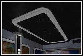 4x8 Ceiling Light Panels by Custom Interlocking Star Ceiling Panels 4x8 Stargate Cinema