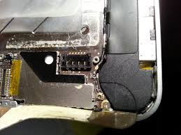 iPhone 4 No Service No Signal Capacitor and antenna problem
