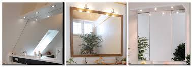miroir simple atlantic bain