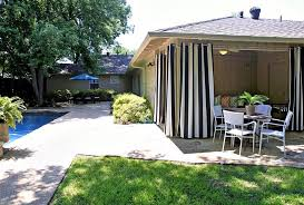 Sunbrella Curtains With Grommets by Knight Moves Outdoor Curtains