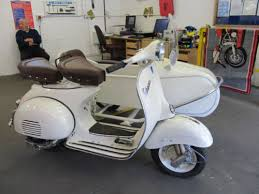 Vespa Sidecar For Sale Buyer Beware