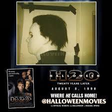Halloween H20 Knb Mask by Halloweenmovies On Twitter