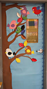 Door Design 28 Nice Pictures Winter Decorations For Preschool Between And