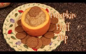 Weight Watchers Pumpkin Fluff Pie by Pumpkin Fluff Dip Youtube