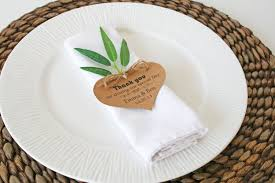 Rustic Napkin Ring Items