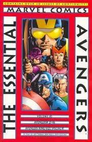 Essential Avengers Vol 2