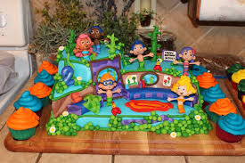 Bubble Guppies Cake Decorations by Bubble Guppies Birthday Party Ideas Bubble Guppies Birthday