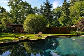 100 Modern Homes For Sale Nj Closest Frank Lloyd Wright House To NYC Hits The Market
