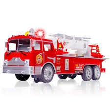 100 Fire Truck For Toddlers Amazoncom CifToys Engine Kids Toy By Best Large Bump
