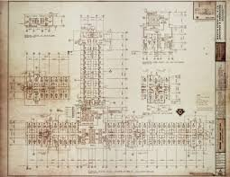 unlv libraries digital collections architectural drawing of mgm