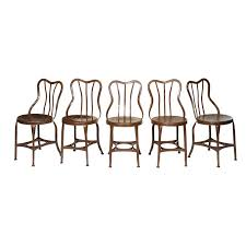 Vintage Metal Cafe Chairs By Toledo - Set Of 5 - Vintage Industrial ... 3 Pcs Counter Height Ding Set Faux Marble Table 2 Chairs Bench Sold Of 4 Oak 1920s Antique Or Game West Saint Paul Antiques Shutter Wall New Room Olive Love All Fniture Skovby Sm53 Chair Tr Hayes Fniture Store Bath Riva 1920 Boss Executive 810 Seater Walnut Heals Art Deco Modern Home Design 2018 Leather Armchair Milano Timothy Oulton Oval Oak Wood Ding Table With Pressback Chairs Glass 1940 Mounted On A Wall In An Exhibition Vintage Metal Cafe By Toledo 5 Industrial