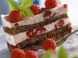 schoko himbeer joghurt torte