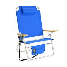 Rio Gear Backpack Chair Blue by Swivel Beach Chair Chair Design And Ideas