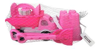 100 Pink Dump Truck Liberty Imports Princess Castle Beach Set Toy For Girls