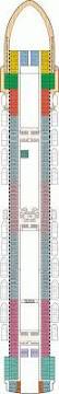 Ruby Princess Deck Plan Caribe by Princess Cruises Golden Princess Deals Reviews U0026 More