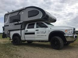 Cirrus Truck Camper Photo Gallery - NuCamp RV