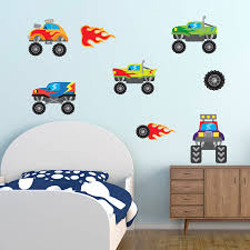 Monster Truck Wall Stickers By Mirrorin | Notonthehighstreet.com Monster Trucks Wall Stickers Online Shop Truck Decal Vinyl Racing Car Art Blaze The Machines A Need For Speed Sticker Activity Book Cars Motorcycles From Smilemakers Crew Wild Run Raptor Monster Spec And New Stickers Youtube Build Rc 110 Energy Ken Block Drift Self Mutt Dalmatian Pack Jam Rockstar Sheets Get Me Fixed And Crusher Super Tech Cartoon By Mechanick Redbubble Ford Decals Australia