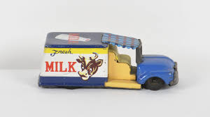 Fresh Milk Truck Tin Toy | M433 | The Toy Auction 2014 Matchbox Peterbilt Milk Truck Hobbydb Marketplace Dairylea Toy Plastic Bank Lehighton Pa 18301576 Matchbox Dodge Delivery Kelloggs Milch German 75mm Handmade Wooden Tanker Toys Kids Boys Etsy Editions Atlas Dinky 25of2 Studebaker Nestle Toysnz Recycle Trucks Green Vintage Original Barclay Bottle As Rare They 5 Vintage Ira Wilson Dairy Delivery Banks Detroit Chocolate Bottles Stock Photo Edit Now Divco Dick Dahlstrom Originals Tin Toy Dodge Milk Truck Van As Seen