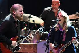 Tedeschi Trucks Band Elevates Boston's Orpheum Theater Amidst Three ... Derek Trucks Is Coent With Being Oz In The Tedeschi Band Ink 19 Tiny Desk Concert Npr Susan Keep It Family Sfgate On His First Guitar Live Rituals And Lessons Learned Wood Brothers Hot Tuna Make Wheels Of Soul Music Should Be About Lifting People Up Stirring At Beacon Theatre Zealnyc For Guitarist Band Brings Its Blues Crew To Paso Robles Arts The Master Soloing Happy Man Tedeschi Trucks Band Together After Marriage Youtube