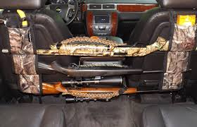 Truck Accessories For The Predator Hunter - Grand View Outdoors Deluxe Realtree Camo Seat Back Gun Case By Classic Accsories 12 Best Car Sunshades In 2018 And Windshield Covers Polaris Ranger Custom Hunting 2017 Farm Decals For Trucks Truck Tent For Bed Great Archives Highway Products Latest News Offroad Limitless Rocky Rollbar American Flag Punisher Trailer Hitch Cover Plug 25 Bed Organizer Ideas On Pinterest 2005 Dodge Ram Interior Mods Wwwinepediaorg Viking Solutions Gives Big Game Hunters A Lift Duck
