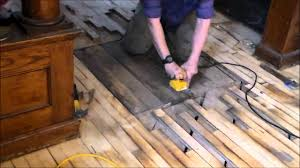 patching old furnace vent in a wood floor youtube