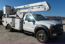 100 New Bucket Trucks For Sale 2006 D F550 Bucket Truck Item AO9922 SOLD March 1 Go