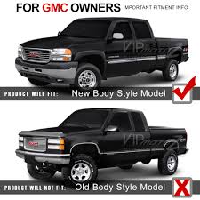 New Pair Left+Right GMC Sierra Pickup Truck Chrome Halo Projector ... 2011 Gmc Sierra Reviews And Rating Motor Trend 2002 1500 New Car Test Drive The New 2016 Pickup Truck Will Feature A More Aggressive Used Base At Atlanta Luxury Motors Serving Denali 62l V8 4x4 Review Driver 2001 Extended Cab Z71 Good Tires Low Miles Crew Pickup In Clarksville All 2015 Everything Youve Ever 2014 Brings Bold Refinement To Fullsize Trucks Roseville Summit White 2018 Truck For Sale 280279 Of The Year Walkaround At4 Push Price Ceiling To Heights