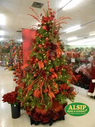 Christmas Tree Tinsel Icicles by Top 5 Decorated Christmas Trees Alsip Home U0026 Nursery