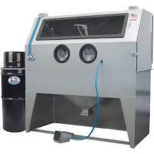 Bead Blast Cabinet Vacuum by Usa 970 Detailer Abrasive Blast Cabinet Tp Tools U0026 Equipment