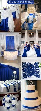 Peach Wedding Theme Royal Blue