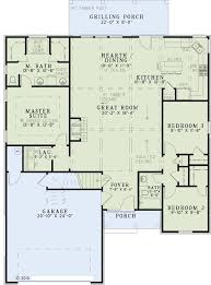 One Level House Floor Plans Colors 44 Best 1600 Square Foot Plans Images On Pinterest Small House