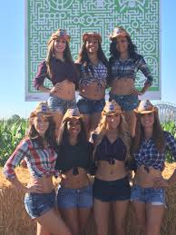 Silveyville Pumpkin Patch Dixon Ca by Nba Sacramento Kings Court Dancers Opening Day Cool Patch