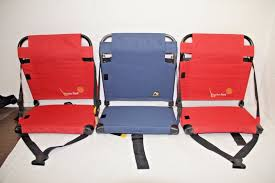Deluxe Stadium Chair With Arms by Vtg Uf Florida Gators Portable Folding Stadium Chair Cushion