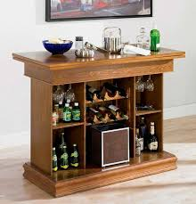 Top Kitchen Table With Wine Rack Dining Room