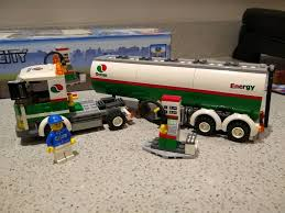 Lego 3108 Petrol Tanker Truck | In Winchester, Hampshire | Gumtree