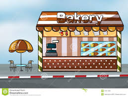 Shop clipart bakery shop 4