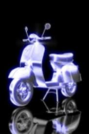 VESPA Live Wallpaper