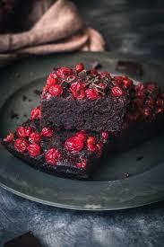 johannisbeer brownies suuper schokoladig