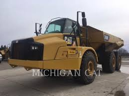 100 Articulated Truck 2013 Caterpillar 740B For Sale 7780 Hours