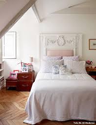 chambre avec tete de lit tete de lit moderne with classique chic chambre décoration de la