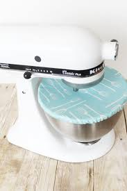 KitchenAid Mixer Bowl Cover Laura s Crafty Life