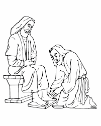 Foot Coloring Page 1352157