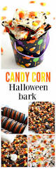 Top Halloween Candy Favorites by Halloween Candy Corn Cookie Bark