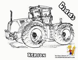 Tracteur A Colorier A Imprimer Télécharger Coloriages En Ligne