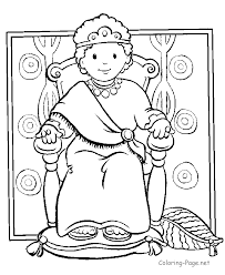 King Joash Bible Coloring Pages