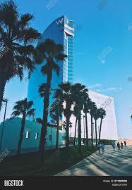 100 W Hotel In Barcelona Spain BARCELONA SPAIN Image Photo Free Trial Bigstock