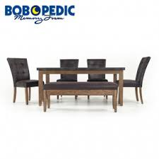 Bluestone Dining Room by Montibello 42x70 Dining Room Collection Bob U0027s Discount Furniture
