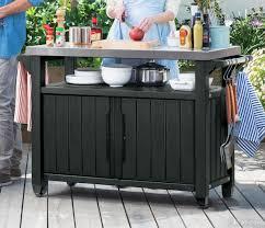 Keter Woodland Storage Box by Outdoor Storage Garden Storage