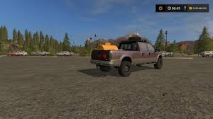 FORD F-250 UTILITY TRUCK For LS 17 - Farming Simulator 2017 FS LS Mod Ford F250 Utility Truck For Ls 17 Farming Simulator 2017 Fs Mod Used 2001 F450 Service For Sale In Pa 27553 2008 Ford Regular Cab 54 Gas 8 Ebay 2009 4x4 68l V10 Chevrolet Class 1 2 3 Light Duty Utility Truck Trucks Med Heavy 2000 F550 Utility Truck With Crane Item Dc2221 Sold 2003 Super K7903 Enclosed Raised Roof Service Body Fiberglass Service Bodies